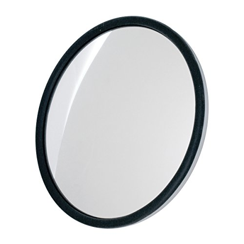 """GG Grand General 33331 Stainless Steel 7"""" Convex Blind Spot Mirror with Center Mount for Trucks, Buses, Utility Vehicles…"""