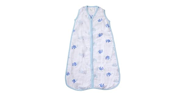 Amazon.com: Saco de dormir Aden + Anais, L, Jungle Jive: Baby