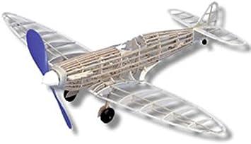 Supermarine Spitfire Mk1 West Wings Powered Balsa Holz Modell Flugzeug Kit Ww501 Amazon De Spielzeug