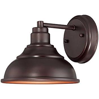 Savoy House 5-5630-DS-13, Dunston DS 1-Light Wall Mount Lantern,English Bronze