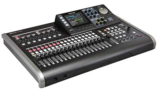 Tascam DP-24SD ? 24-Track Digital Portastudio
