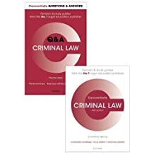 Criminal Law Revision Concentrate Pack: Law Revision and Study Guide