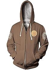 Loki Variant Hoodie Jacket Coat TVA Shirt Cosplay Costume Women Men Suit Halloween 2021 Loki Prison Uniform Outfits Coat