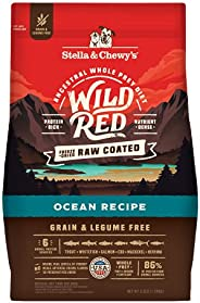 Stella & Chewy's Wild Red Raw Coated Kibble Dry