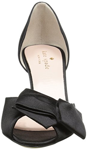 Kate Black Pump New D'Orsay Women's Sala York Spade UzvZwqU6