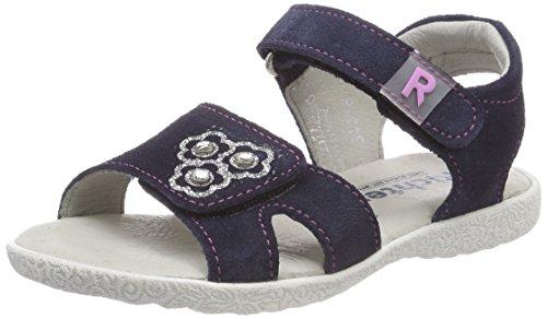 410448 Sandale girls Blue blau Richter 5 6vTqq