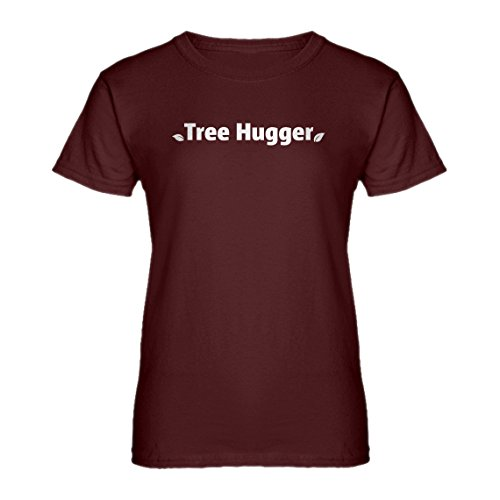 Indica Plateau Womens Tree Hugger Medium Maroon (Classic Oak Canopy)
