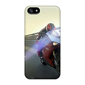 New Diy Design Ducati 1098 For Iphone 5/5s Cases Comfortable For Lovers And Friends For Christmas Gifts