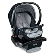 Combi Lightweight Infant Car Seat with Side Impact and Anti Rebound - Base Included– Shuttle 35 – Black