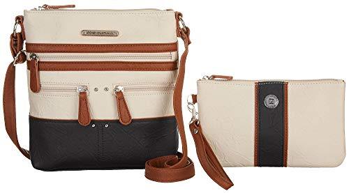 Stone Mountain Crossbody Handbags - 3
