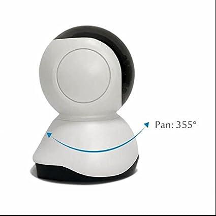 Cámara de Seguridad IR,visualización remota por,para el Hogar Monitor de Bebé,