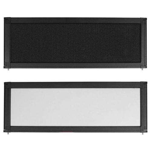 Black Header for Tabletop Folding Display Panel Board