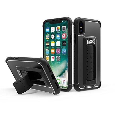 the best attitude 65a67 ddbb8 Scooch Wingman iPhone Xs Phone Case (Black)