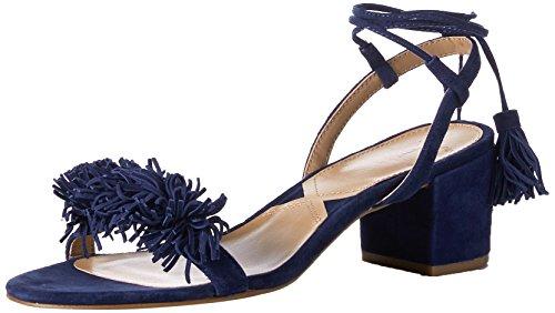 ADRIENNE VITTADINI Footwear Womens Alen Fisherman Sandal Blue
