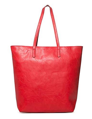 Bag Zipper carmin Chandy Rouge Desigual Épaule Women Portés Rio Sacs 4d1nx6qRw