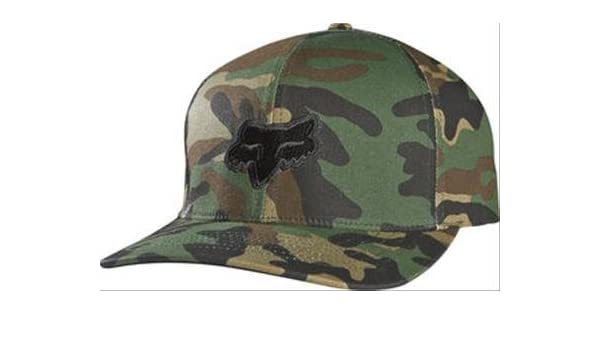 4e9d7138336a43 Amazon.com : Legacy Flexfit Hats - FOX - CAMO - 58225-027-L/XL : Sports &  Outdoors