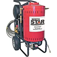 NorthStar Electric Wet Steam & Hot Water Pressure Washer - 1700 PSI, 1.5 GPM, 115 Volt