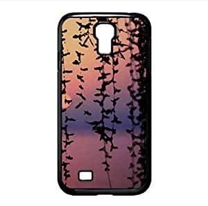 Beautiful Tree Blossoms Watercolor style Cover Samsung Galaxy S4 I9500 Case (Spring Watercolor style Cover Samsung Galaxy S4 I9500 Case)