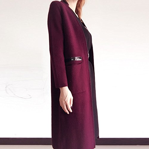 Coats Color The Long Minimalist Classic Jacket Jackets In amp; Picture Women'S SCOATWWH BaYnqZZ