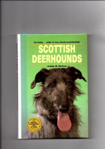 Scottish Deerhounds (Kw Dog Breed Series)