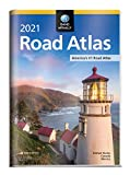 Rand McNally 2021 Road Atlas with Protective