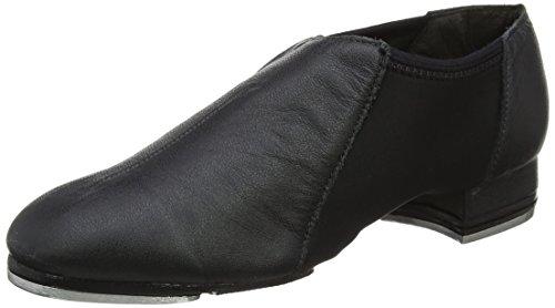 Danca Ta52 Chaussures Si noir Danse De Noires De Femmes Claquettes De De Les Sn40nx1