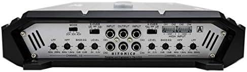 HIFONICS ZXX-1000.4 Hifonics Zeus 1000 Watt 4 Channel Amplifier