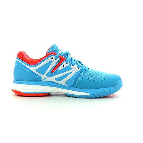 Women's Boost Chaussure Stabil Cyan Adidas Indoor AW15 HBqwRRzE