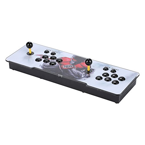 Happybuy Arcade Game Console 1080P Games 1500 in 1 Pandora's Box 2 Players Arcade Machine with Arcade Joystick Support Expand Games for PC / Laptop / TV / PS4 by Happybuy (Image #4)