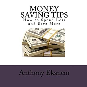 Money Saving Tips Audiobook