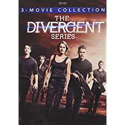 The Divergent Series 3-Film Collection [DVD]
