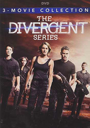 (The Divergent Series 3-Film Collection [DVD] )