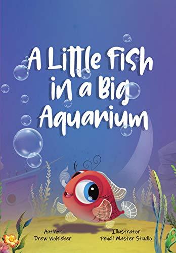 A Little Fish in a Big Aquarium by [Wohleber, Drew]