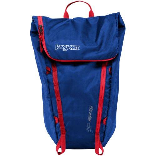 light blue backpack jansport - 6