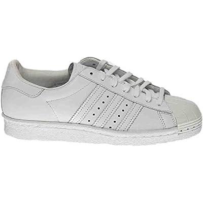 Adidas Women Originals Superstar 80s Metaltoe Shoes #s76540 (10)