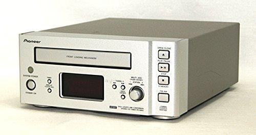 PIONEER パイオニア PD-N902(S) ステレオCDチューナー (CDプレイヤー/FM/AMラジオチューナー) 「FILL」シリーズ APX-N902 バラ売り B01ASWH2EG