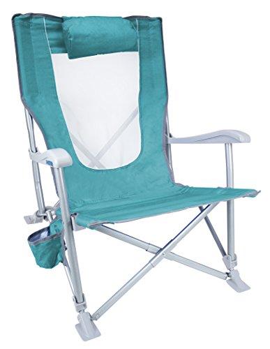 GCI Outdoor Waterside Sun Recliner Folding Beach Chair by GCI Outdoor