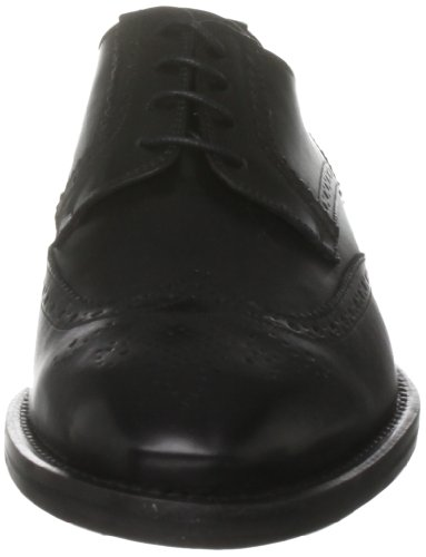 classiche basse Florsheim Uomo 50723 RUSSELL 01 Nero Black Scarpe wXXIrq