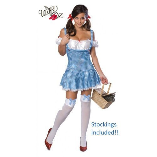 Rubies Fancy Dress - Dorothy - Womens X-Small Costume by -