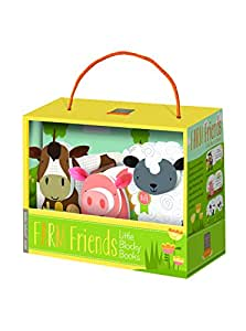 Bendon Publishing Kathy Ireland Farm Friends Blocky Book Box Set