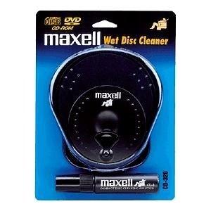 Maxell CD-320 Wet CD Disc Cleaner