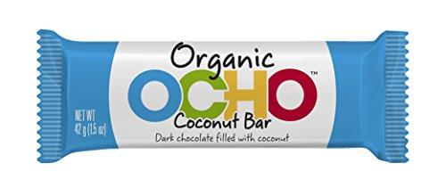 OCHO Candy Organic Coconut Ounce