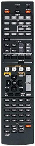 General Remote Control Fit for ZA113500 HTR-3065 HTR-3066 HTR-3066BL RX-V373 RAV461 RAV462 RAV332 RAV304 for Yamaha Receiver