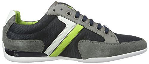 BOSS Green Spacit 10167195 01, Zapatillas Hombre Multicolor (Open Blue 470)
