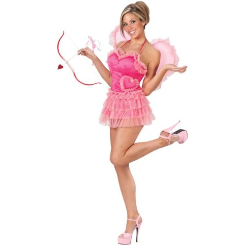 Fun World Valentine Cupid Costume