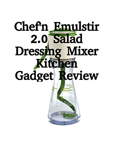 chef n dressing mixer - 6