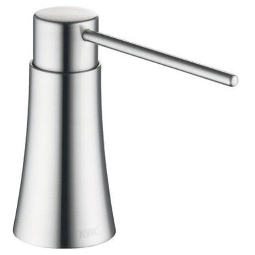 KWC Faucets Z.536.586.127 ZOE Special Soap Dispenser, Stainless ()