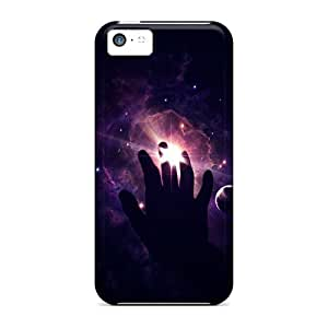 Carolcase168 Eei5978GjcU Cases Covers Skin For Iphone 5c (reach The Space)