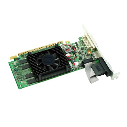 EVGA 1GB GeForce 8400 GS DirectX 10 64-Bit DDR3 PCI Express 2.0 x16 HDCP Ready Video Card Model 01G-P3-1302-LR by EVGA (Image #4)