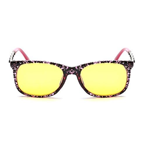 IPOLAR GSG800038C5 UV400 Retro women's Sunglasses,Classic Full - Sunglasses Boots Varifocal
